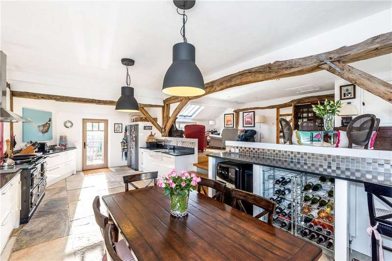 5 Bedrooms Detached House for sale in Manor Farm, Collingbourne Kingston, Marlborough, Wiltshire, SN8