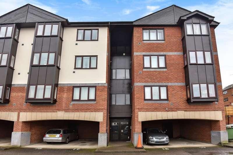 1 Bedroom Flat for sale in Britannia Road, Banbury, OX16