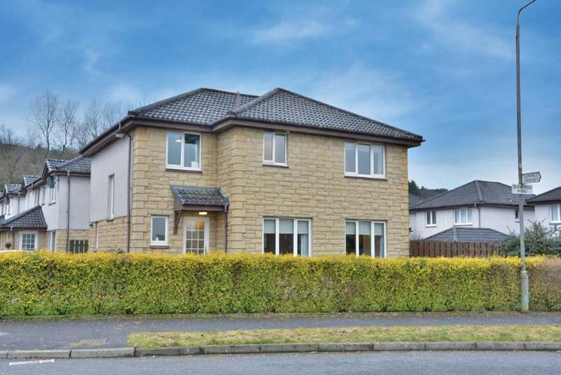 4 Bedrooms Detached House for sale in 2 Glenfield Grove, Paisley, PA2 8TB