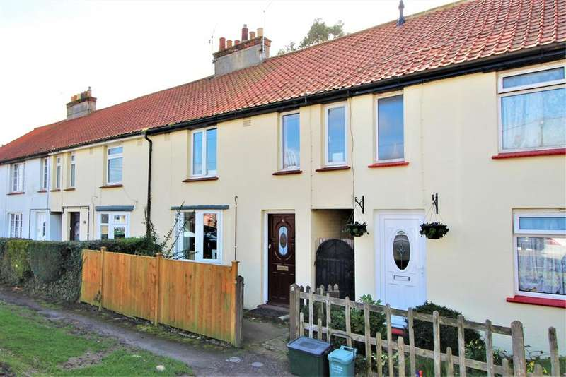 3 Bedrooms Terraced House for sale in Thorpe Road, Weeley, Clacton-On-Sea