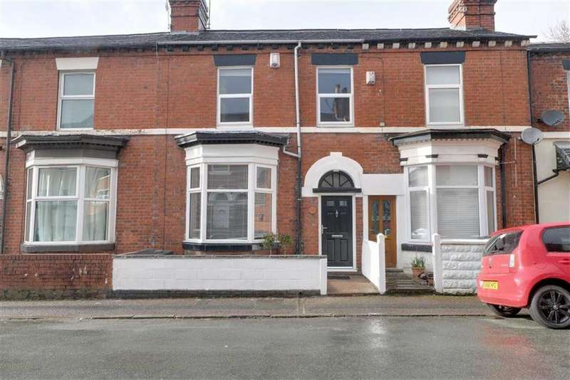 3 Bedrooms Town House for sale in Emberton Street, Wolstanton, Newcastle-under-Lyme