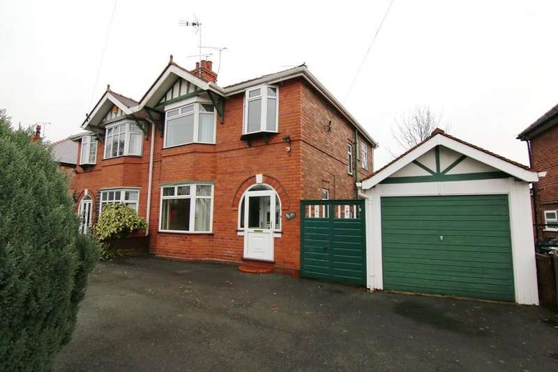 3 Bedrooms Semi Detached House for sale in Brook Lane, Newton