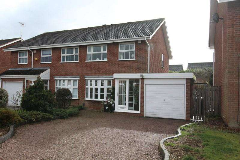 3 Bedrooms Semi Detached House for sale in Withybrook Road, Shirley, Solihull
