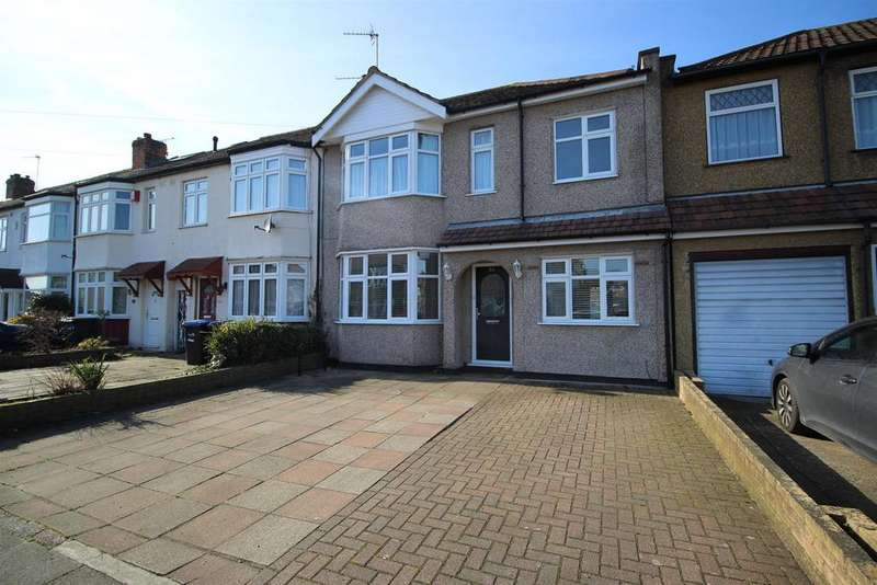 4 Bedrooms End Of Terrace House for sale in Connaught Avenue, Enfield