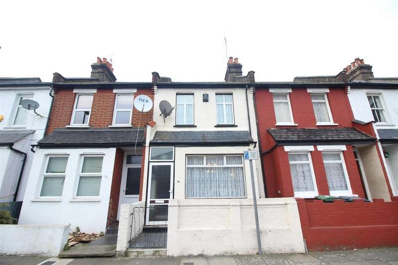 3 Bedrooms Terraced House for sale in Park View Road, London