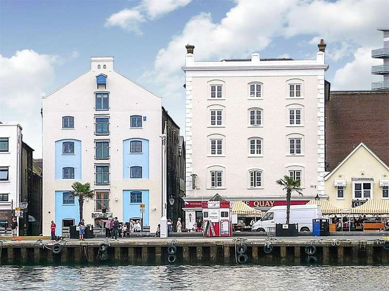 2 Bedrooms Flat for sale in The Quay, Poole, Dorset