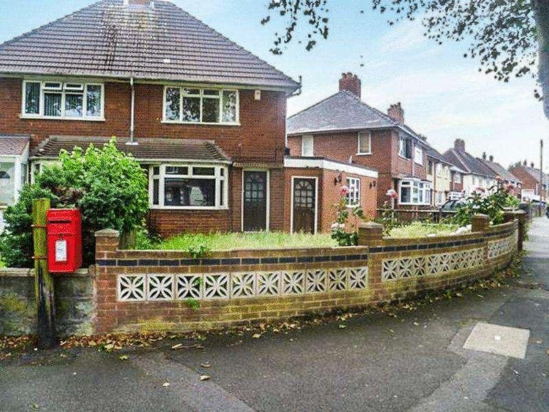 3 Bedrooms Semi Detached House for rent in Banfield Road, Wednesbury