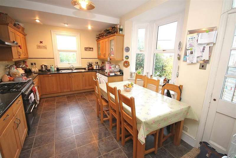3 Bedrooms Semi Detached House for sale in East Barnet Road, Barnet