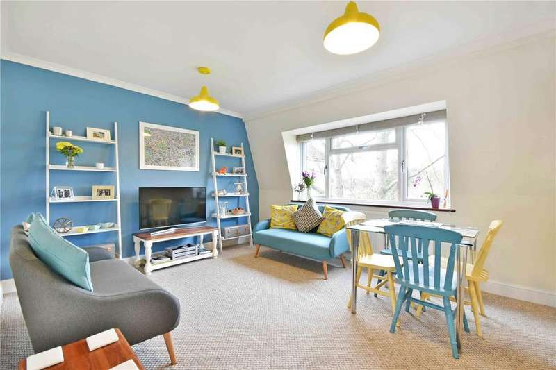 2 Bedrooms Apartment Flat for sale in Marshall Court, Coverdale Road, NW2
