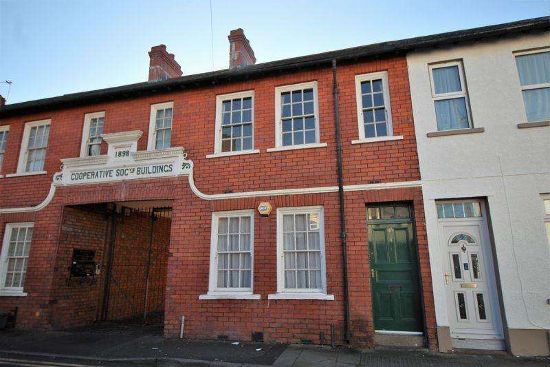 2 Bedrooms Apartment Flat for sale in One Ground Floor Flat One First Floor Flat - Mellon Street, Newport