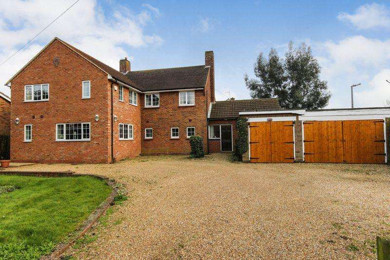 5 Bedrooms Detached House for sale in High Street, Ridgmont