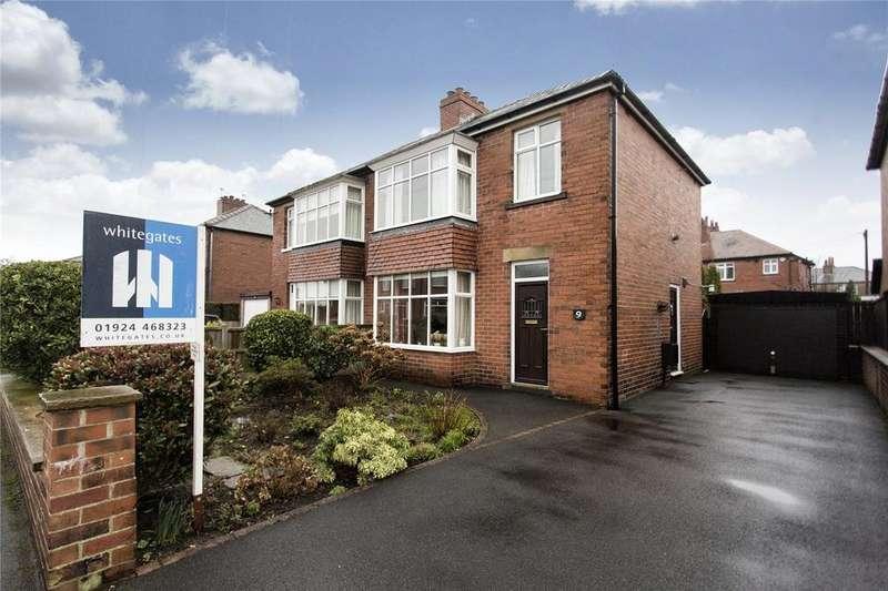 3 Bedrooms Semi Detached House for sale in Derwent Road, Dewsbury, West Yorkshire, WF12