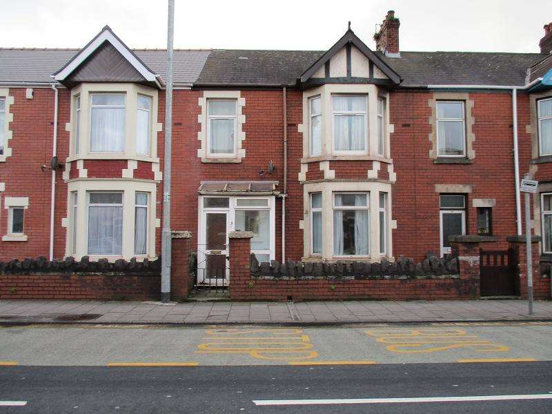 3 Bedrooms Terraced House for sale in Talbot Road, Port Talbot, Neath Port Talbot.