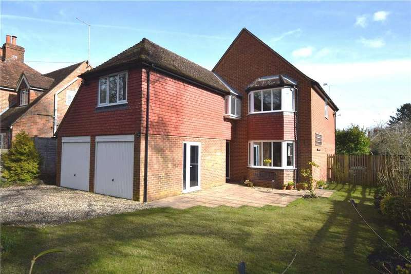 4 Bedrooms Detached House for sale in Summerlug, Mortimer, Reading, Berkshire, RG7
