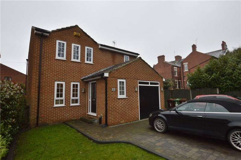 4 Bedrooms Detached House for sale in Willow Park, Wakefield, West Yorkshire