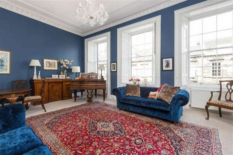 5 Bedrooms Town House for rent in Northumberland Street, Edinburgh