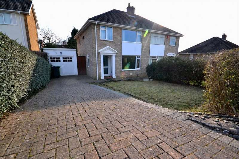 3 Bedrooms House for sale in Llyn Close, Lakeside, Cardiff, CF23