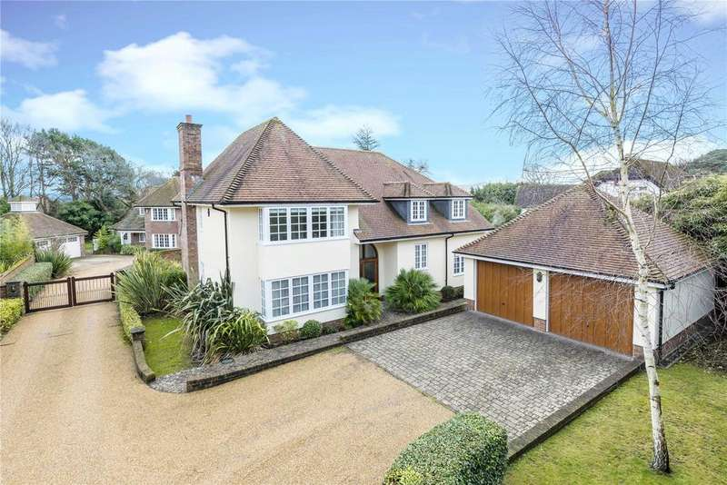 4 Bedrooms Detached House for sale in Barnhill Road, Ridge