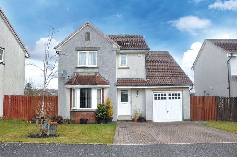 4 Bedrooms Detached Villa House for sale in Parkholm Drive, Glasgow, G53