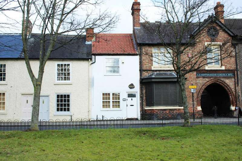 2 Bedrooms Terraced House for sale in High Street, Norton, TS20