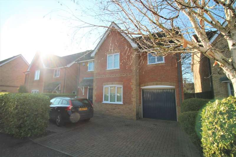 4 Bedrooms Detached House for rent in Richardson Place, Chelmsford