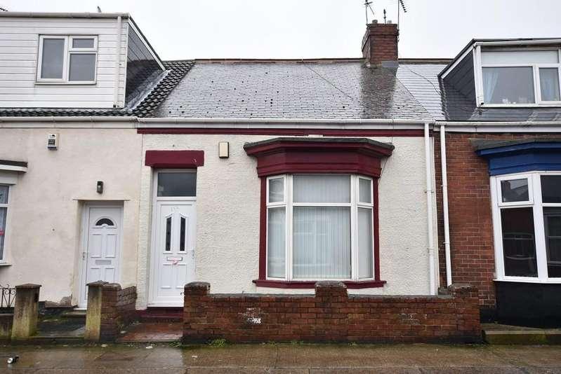 2 Bedrooms Terraced Bungalow for sale in St. Leonard Street, Hendon
