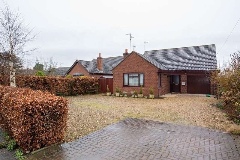 3 Bedrooms Detached Bungalow for sale in Broadgate, Whaplode Drove, PE12