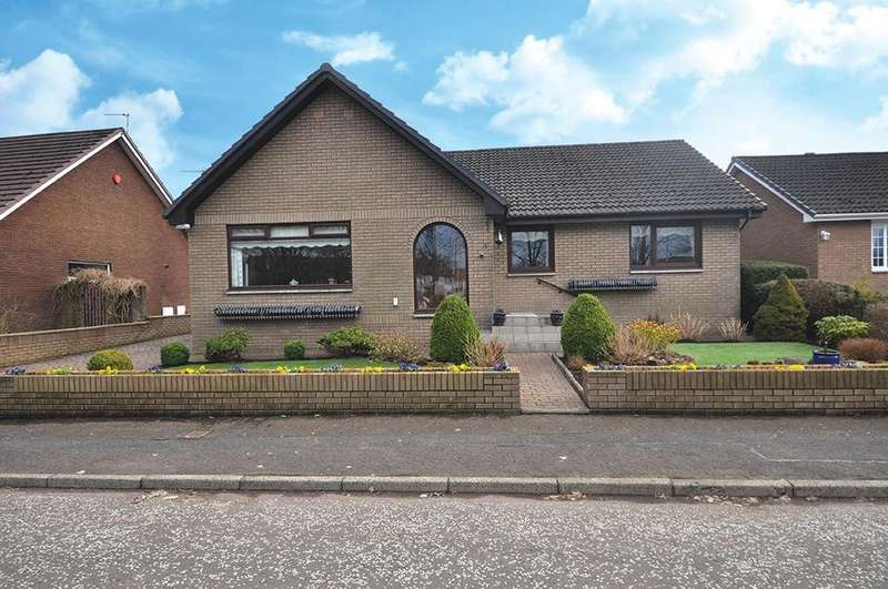 3 Bedrooms Detached Bungalow for sale in Meadowburn Avenue, Newton Mearns, Glasgow, G77