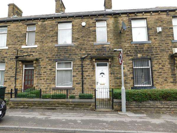 2 Bedrooms Terraced House for sale in Southfield Road, Bradford
