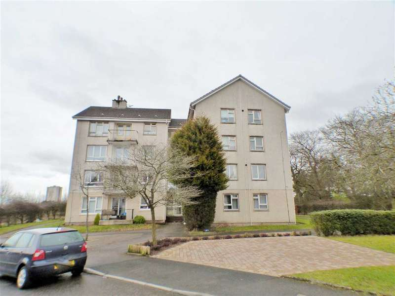 2 Bedrooms Apartment Flat for sale in Wardlaw Crescent, Murray, EAST KILBRIDE