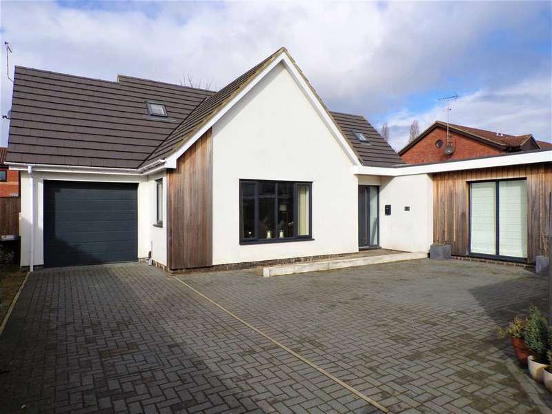 3 Bedrooms Bungalow for sale in Bloomfield Street, Ipswich