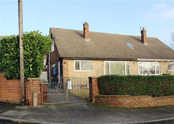 3 Bedrooms Bungalow for sale in Hillfold, South Elmsall