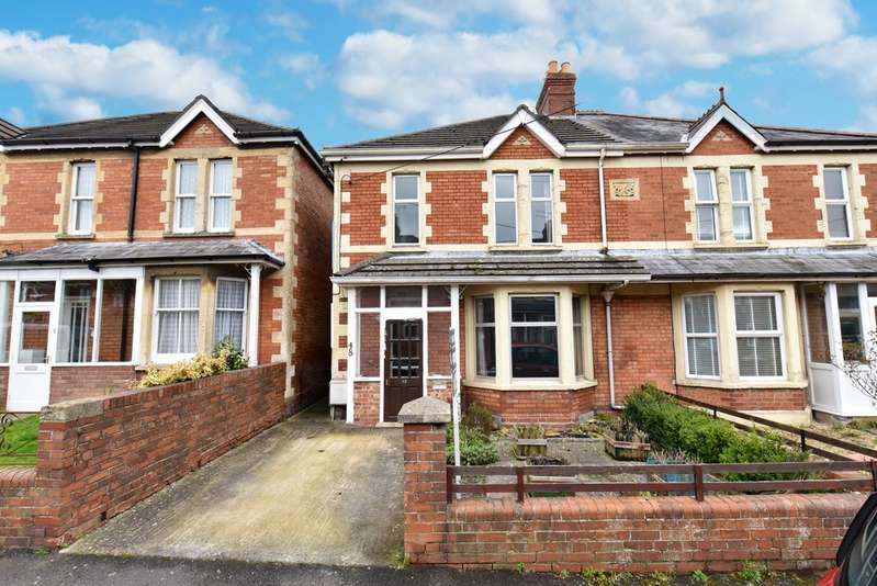 3 Bedrooms Semi Detached House for sale in Glenville Road, Yeovil BA21