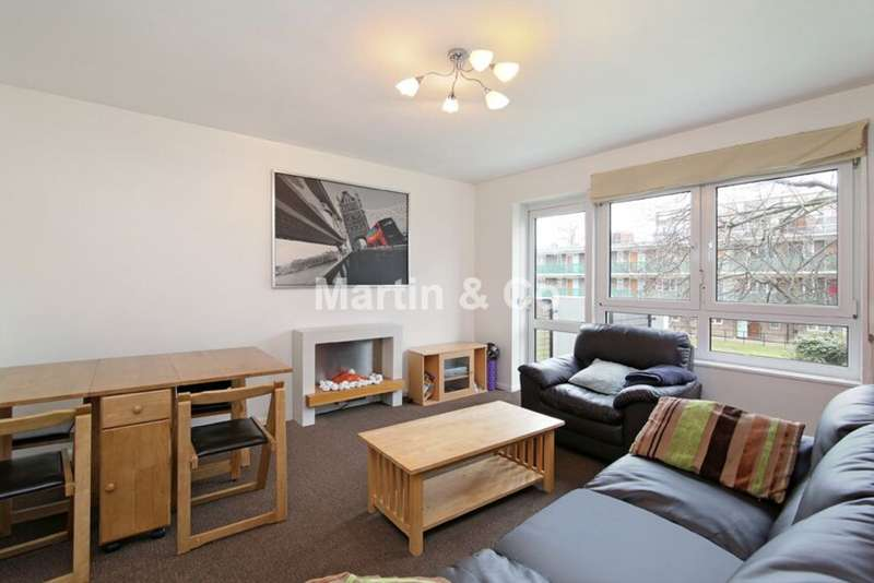 2 Bedrooms Flat for sale in Thetford House, St Saviours Estate SE1