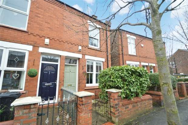 2 Bedrooms Semi Detached House for sale in Beech Road, Davenport, Stockport, Cheshire