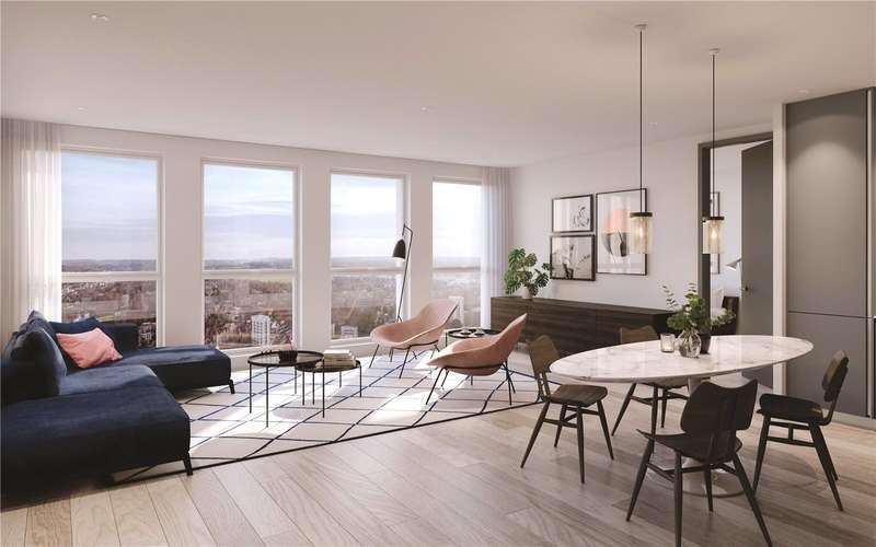 1 Bedroom Flat for sale in High Street, Croydon, CR0