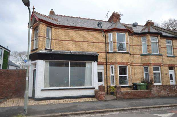 4 Bedrooms End Of Terrace House for sale in Ladysmith Road, Exeter, Devon