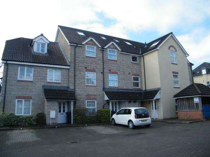2 Bedrooms Maisonette Flat for sale in St. Marys Close, Warmley, Bristol