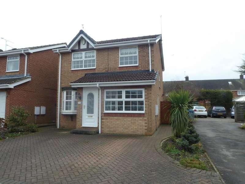 3 Bedrooms House for rent in Celandine Close, Hull, HU5 5GA