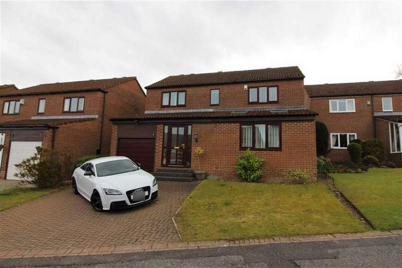 5 Bedrooms Detached House for sale in The Farthings, Usworth, Washington