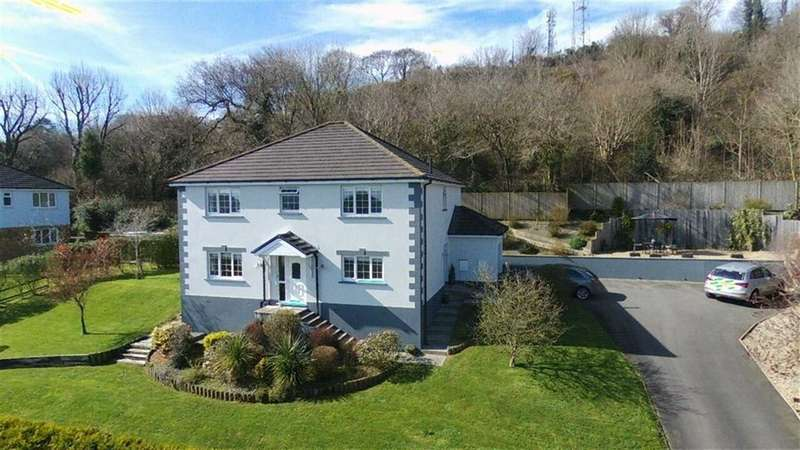 4 Bedrooms Detached House for sale in Heol Y Delyn, Carmarthen