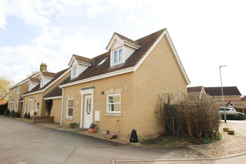 2 Bedrooms Semi Detached House for rent in Kingfisher Drive, Burwell