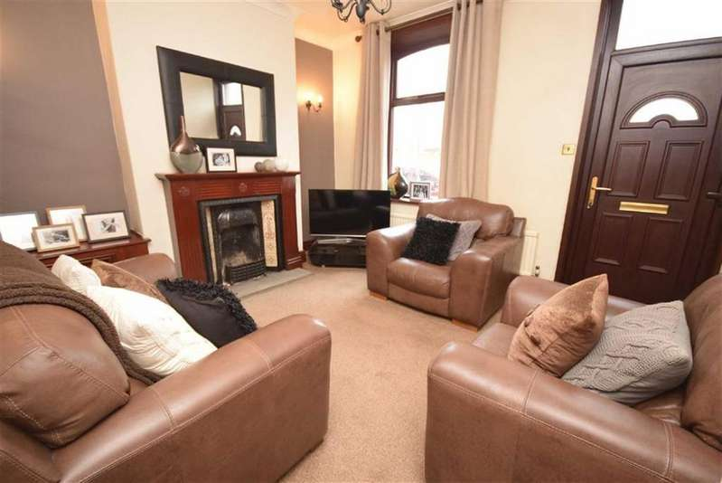 3 Bedrooms Terraced House for sale in Reginald Street, Colne, Lancashire