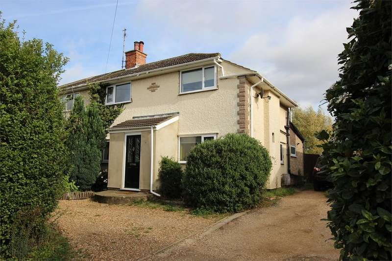 3 Bedrooms Semi Detached House for sale in Station Road, Langford, Biggleswade, SG18