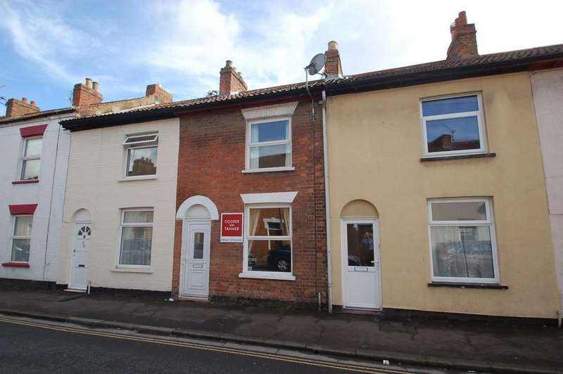 2 Bedrooms Terraced House for sale in Polden Street, Bridgwater