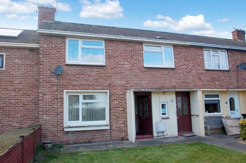 3 Bedrooms Terraced House for sale in Parkway, Bridgwater