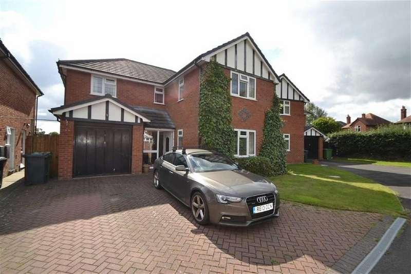 4 Bedrooms Detached House for rent in Kenwood Gardens, Copthorne, Shrewsbury