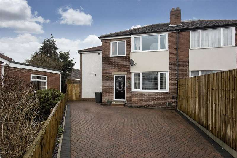 5 Bedrooms Semi Detached House for sale in Park Avenue, Mirfield, WF14