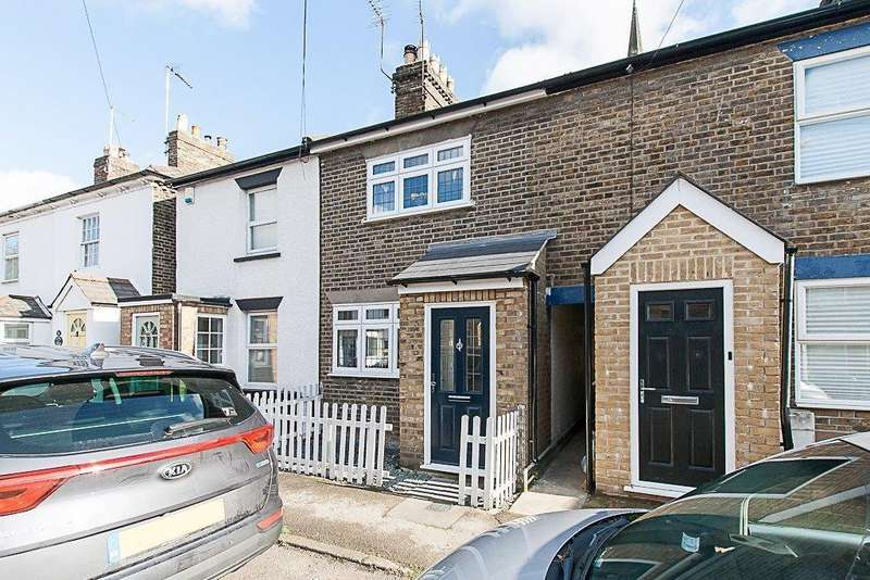 2 Bedrooms Terraced House for sale in Alfred Road, Brentwood