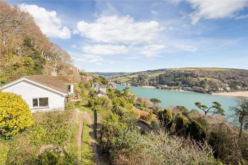 3 Bedrooms Detached House for sale in Bennett Road, Salcombe, Devon, TQ8